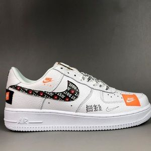 On Sale: Nike Air Force 1 Low Just Do It
